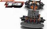 XRAY T4 - 2019 SPECS - 1/10 LUXURY ELECTRIC TC - 300025_