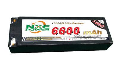 NXE 2S2P LiHV 7.6V 200/100C LCG 6.600 - TNL211L66