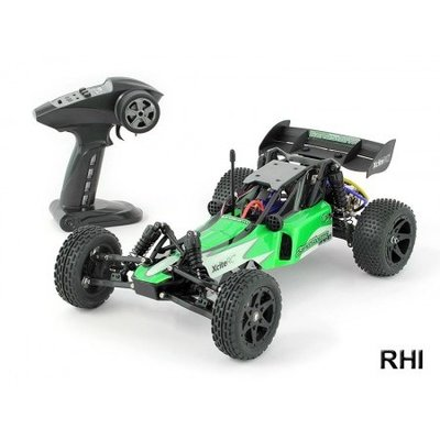 XciteRC 1/10th Scale Electric Powered 2WD Dune Buggy - GREEN - 30302000