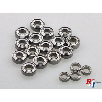 CARSON MF-01X Chassis Ball bearing set (19) - 904056