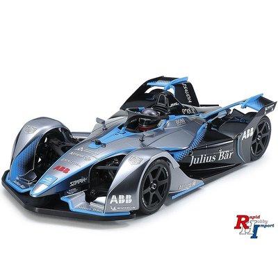 TAMIYA TC-01 Chassis 1/10 Formula E Gen2 met certificaat - 58681