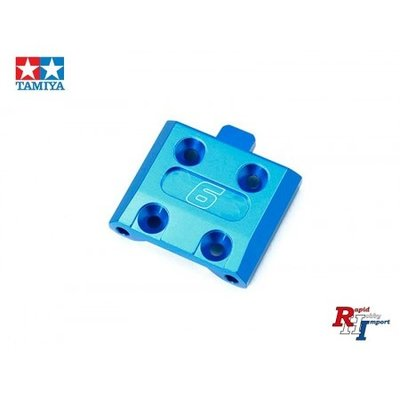 TAMIYA M-07 Concept Alu Front Suspension Mount (6deg) - 54780