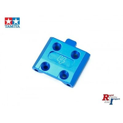 TAMIYA M-07 Concept Alu Front Suspension Mount (4deg) - 54786