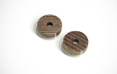 Gravidisk 13 2.5mm Tungsten 6g (2pcs) - TGD25BW06-02