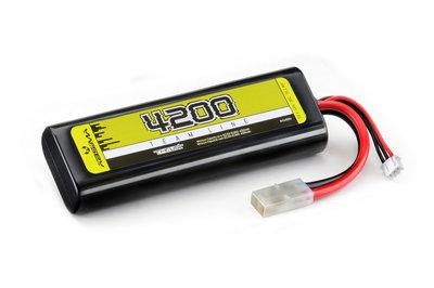 ABSIMA LiPo 7.4V-30C 4200 Hardcase (TAM) - 4140004
