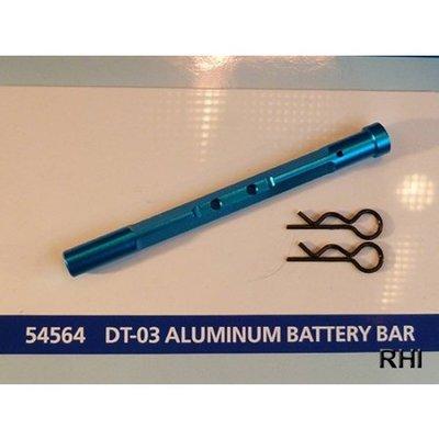 TAMIYA DT-03 Alu Battery Bar - 54564