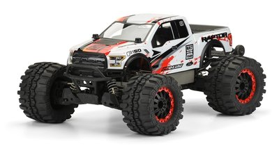 Proline 2017 Ford F-150 Raptor Clear Body for Stampede - 3470-00