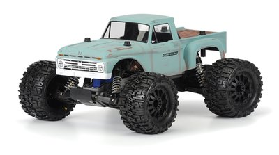 Proline 1966 Ford F-100 Clear Body for Traxxas Stampede - 3412-00