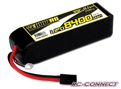 YellowRC LiPo 8400mAh 11.1V 3S 35C , Slash & Slash 4x4 (exp, YEL2878 - 2878