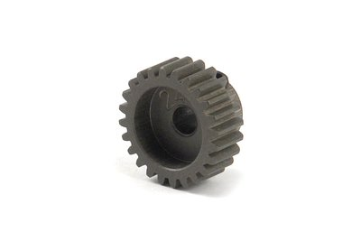 Xray ALU PINION GEAR - HARD COATED 24T / 48, X365724 - 365724