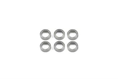 YellowRC 1/12 Racer Ball Bearings (8x12x3.5mm) (6pcs), Yel12215 - 12215