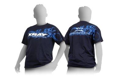 Xray Team T-shirt (xxxl), #x395015xxxl - 395015XXXL