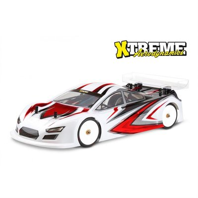 Xtreme 1/10 Twister Speciale Clear Body 0.6mm (190mm) - MTB0415-06