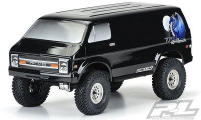 Proline '70s Rock Van Tough-color (black) Body For 12.3