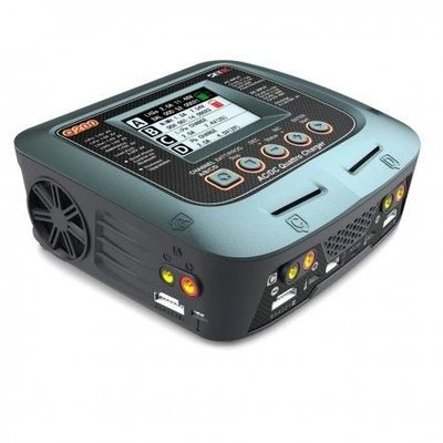 SkyRC Q200 Ac/dc Quattro Balance Charger/discharger - 100158