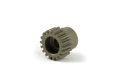 Xray Alu Pinion Gear - Hard Coated 18t / 48, X365718 - 365718
