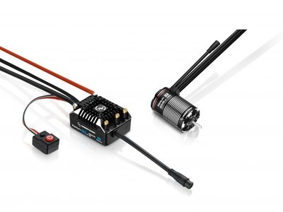 Hobbywing Combo Xerun Axe540l R2 2800kv Foc System - 38020313