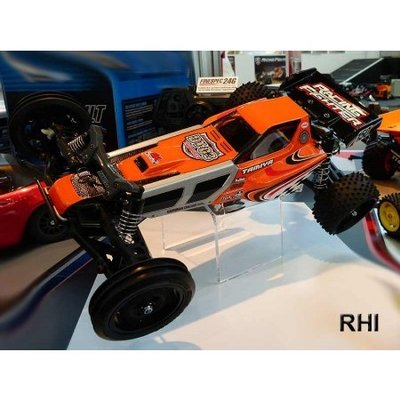 58628 1/10 RC Racing Fighter (DT-03) The Real