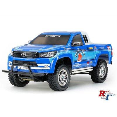 58663 1/10 R/C Toyota Hilux Extra Cab (CC-01)