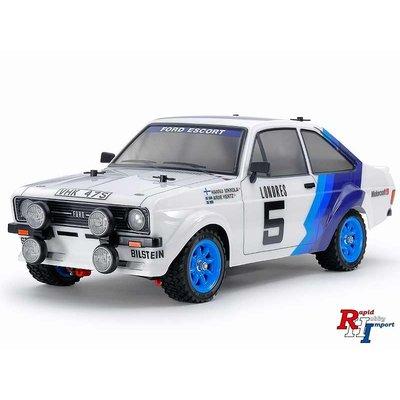 51658 Body Ford Escort Mk.II Rally