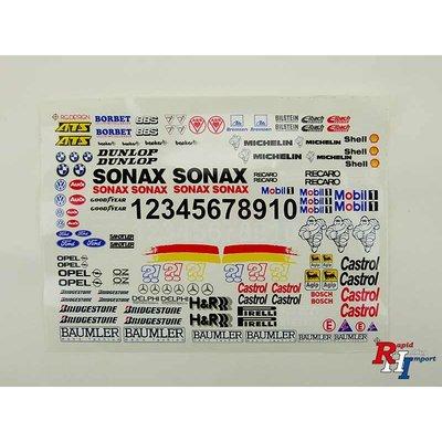 DTM stickers 805131