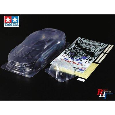 47444 Tamiya Body-Set Mustang GT4 LW WB257mm