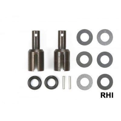 51466, TA06/XV01 Gear Diff Unit Cup - Joint Set