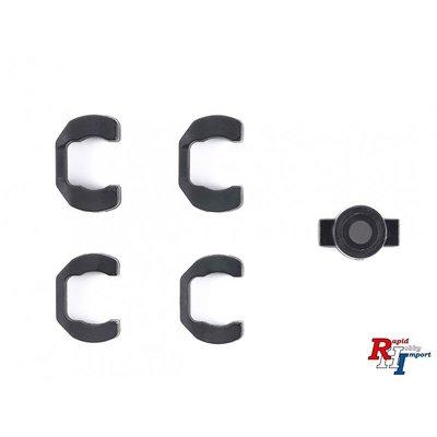 54921 Reinforced Swing Shaft Caps (Front/Rear, 2pcs. each)