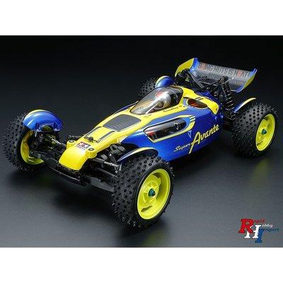 58696 1:10 RC Super Avante (TD4) 4WD