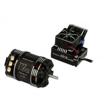 Hobbywing Combo XR10 PRO & V10 G3 - C: 5.5T 5900kv - 38020230