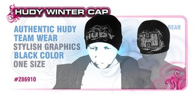 HUDY WINTER CAP - BLACK - 286910