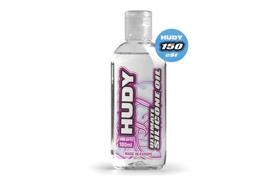 HUDY ULTIMATE SILICONE OIL 150 cSt - 100ML - 106316