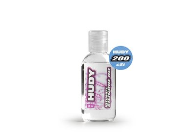 HUDY ULTIMATE SILICONE OIL 200 cSt - 50ML - 106320