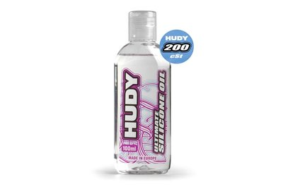 HUDY ULTIMATE SILICONE OIL 200 cSt - 100ML - 106321