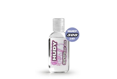 HUDY ULTIMATE SILICONE OIL 300 cSt - 50ML - 106330