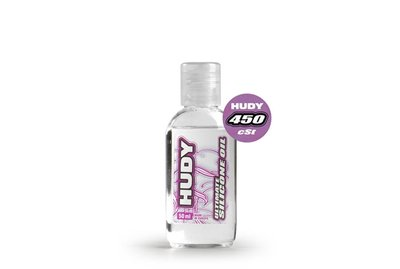 HUDY ULTIMATE SILICONE OIL 450 cSt - 50ML - 106345