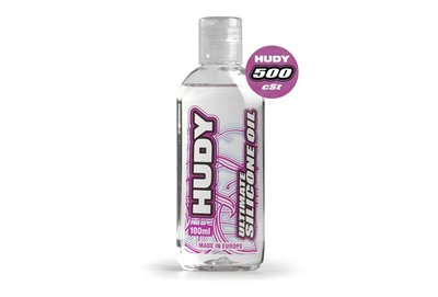 HUDY ULTIMATE SILICONE OIL 500 cSt - 100ML - 106351