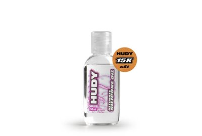 HUDY ULTIMATE SILICONE OIL 15 000 cSt - 50ML - 106515