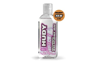HUDY ULTIMATE SILICONE OIL 15 000 cSt - 100ML - 106516