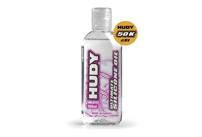 HUDY ULTIMATE SILICONE OIL 50 000 cSt - 100ML - 106551