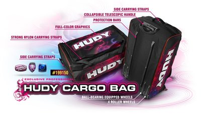 HUDY CARGO BAG - EXCLUSIVE Edition - 199150