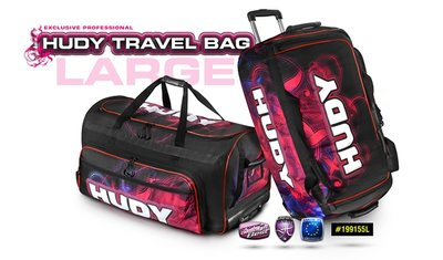 HUDY TRAVEL BAG - LARGE - 199155L
