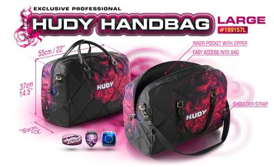 HUDY HAND BAG - LARGE - 199157L