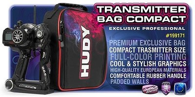 HUDY TRANSMITTER BAG - COMPACT - EXCLUSIVE EDITION - 199171