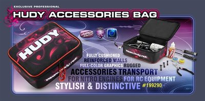 HUDY ACCESSORIES BAG - 199290