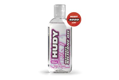 HUDY ULTIMATE SILICONE OIL 4000 cSt - 100ML - 106441