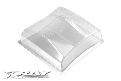 XRAY Lexan Rear Wing (2) - 363510