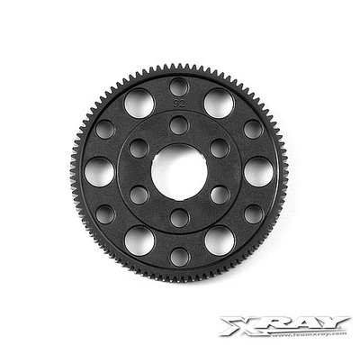 XRAY Offset Spur Gear 92T : 64 - 305862