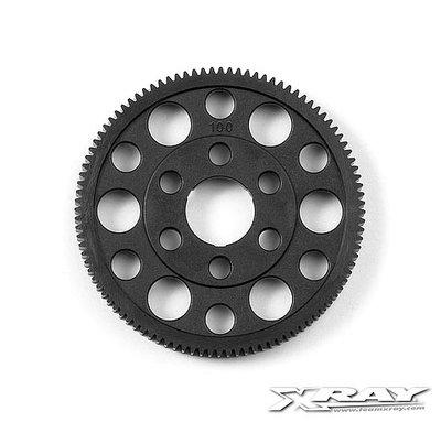XRAY Offset Spur Gear 100T : 64 - 305870