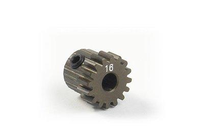XRAY Narrow Pinion Gear Alu Hard Coated 16T : 48 - 305916